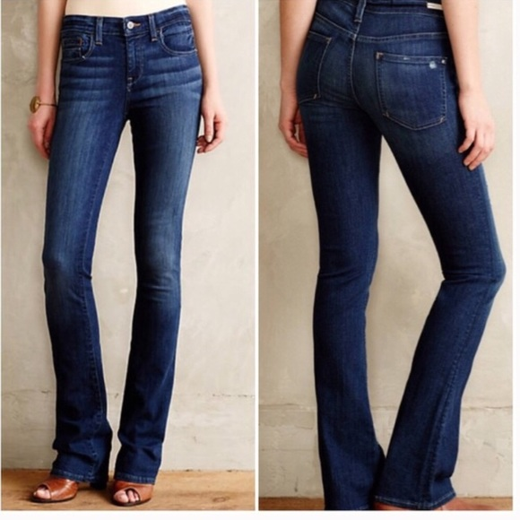 Anthropologie Denim - Anthro Pilcro Stet Slim Bootcut Jeans,  27